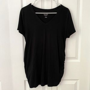 Ingrid & Isabel black maternity T-shirt